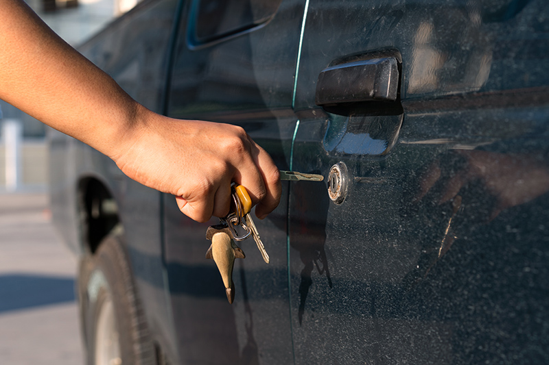 Car Locksmith in Farnborough Gloucestershire